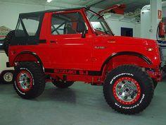 Suzuki 88 - Presento mi SJ del 88 en restauración (ACTUALIZADO 13-02-12) con…