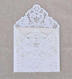 Idee per partecipazioni matrimonio fai da te (Foto 9/40) | Donna