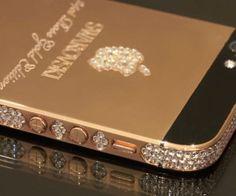 24 Karat Gold iPhone Case  You cant put a price on your phones safety. The 24 karat gold iPhone case keeps your smartphone protected while looking fabulous and will have everyone else looking at it with envy. After all who needs a savings account with a phone this luxurious?  $2499.00  Check It Out  Awesome Sht You Can Buy