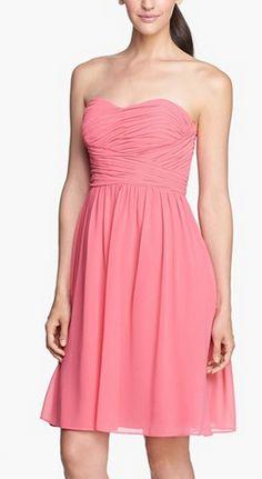 Pretty in pink #Bridesmaids