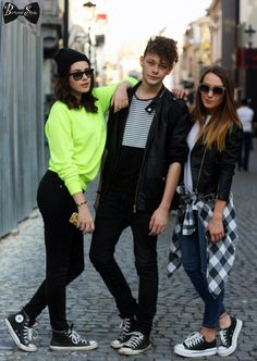 Bucharest style captures the best street style in Bucharest, features events and going out places in Bucharest but also shows worlwide travel tips Cool Street Fashion, Street Style, Bucharest, Creative People, Going Out, Bomber Jacket, Events, Jackets, Inspiration