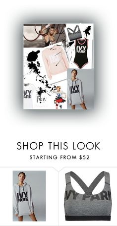 """""""ivy park"""" by nastyaly ❤ liked on Polyvore featuring Ivy Park"""