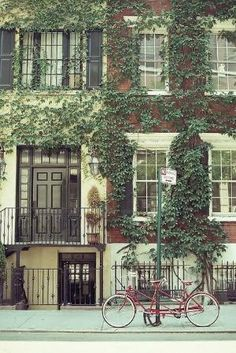 Greenwich Village - NYC by Gloria Garcia