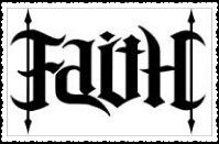 This will be my next tattoo.  Faith one way and Hope the other. On my other wrist.