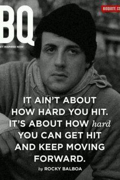 #Rocky #Keepmovingon #Getup