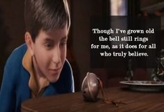 The Polar Express   28 Movie Quotes Guaranteed To Make You Cry Every Time
