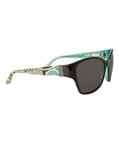 33b2a403f5 Vera Bradley Heather Evelyn Sunglasses