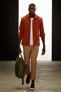 #Menswear #Trends  Bastion Fall Winter 2015 Otoño Invierno #Tendencias #Moda hombre - South African Menswear Week 2015  M.F.T.