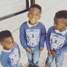 #freshoutthebabershop #brothers  #littleboys #cutelittleboy #littlefashionista #littlefashionkids #litleboysfashion #littleboyshaircuts