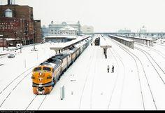 RailPictures.Net Photo: D&RGW 5771 Denver & Rio Grande Western Railroad EMD F9(A) at Denver, Colorado by Doug Lilly