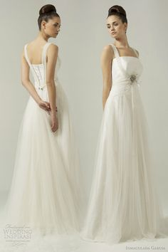 inmaculada garcia wedding dresses 2012 collection - Caterina
