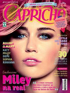 CAPRICHO 1170 - Miley Cyrus