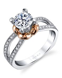 Mars Jewelry R256 Engagement Ring