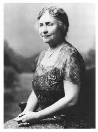 Helen Keller is extraordinary