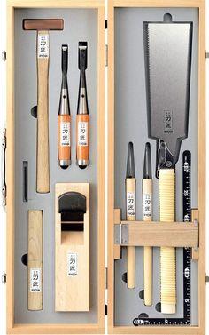 Инструмент для плотника 9 шт.