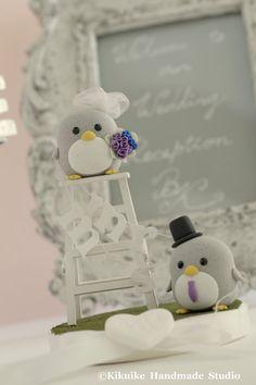 pastel de cumpleaños de pingüinosedición especial K402 por kikuike