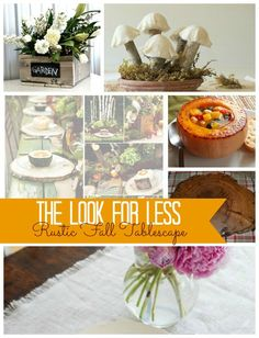 Fall Tablescape Coll