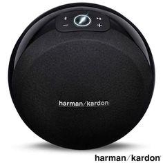 Caixa Acústica Wireless Harman Kardon Omni 10 com 50W
