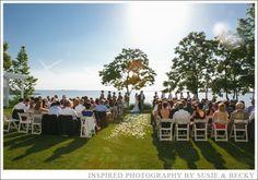 Kelly And Tysons Beautiful Chesapeake Bay Beach Club Wedding