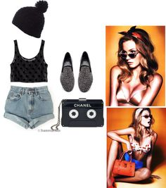 """""""Summer"""" by echoesoftaylor on Polyvore"""