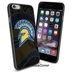 (Available for iPhone 4,4s,5,5s,6,6Plus) NCAA University sport San Jose State Spartans , Cool iPhone 4 5 or 6 Smartphone Case Cover Collector iPhone TPU Rubber Case Black [By Lucky9Cover] Lucky9Cover http://www.amazon.com/dp/B0173BKPI0/ref=cm_sw_r_pi_dp_Ws7mwb166YYQP