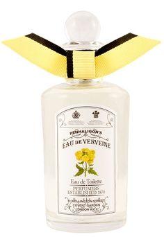 Eau de Verveine Penhaligon`s perfume - a fragrance for women and men 1949 Clary Sage, Bergamot, Lavender, Lime, Perfume Bottles, Fragrance, Coriander, Vanilla, Eau De Toilette