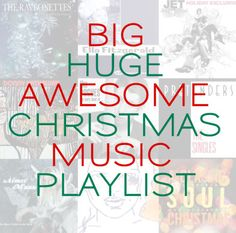 Tons of awesome #Christmas music! #holiday #music