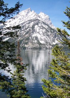 Grand Teton National Park, Wyoming, USA http://www.ecstasycoffee.com/highlights-grand-teton-national-park-wyoming-usa/