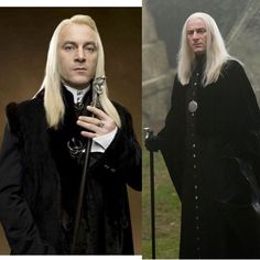 How-To Make Harry Potter Costumes: How-to Lucius Malfoy Costume