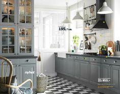 China Cabinet, tall glass cabinets - wood shelf IKEA kitchen