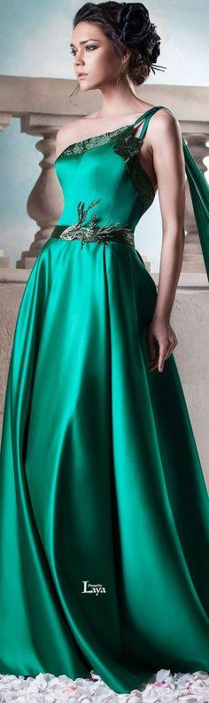 Hanna Touma Haute Couture Fall-Winter 2016 | Yes,I am a goddess.
