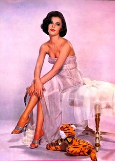 Résultat d'images pour natalie wood hairstyles Hollywood Star, Old Hollywood Glamour, Vintage Hollywood, Classic Hollywood, Natalie Wood, Splendour In The Grass, Classic Beauty, Beautiful Actresses, Portrait