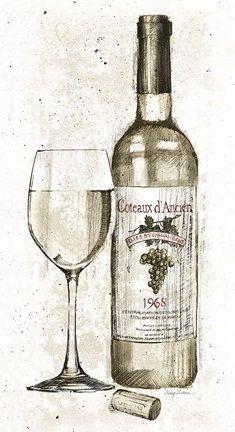 Pencil Wine II (Avery Tillmon)