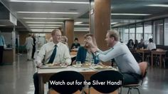 Silver Hand (Canal Digital AD)
