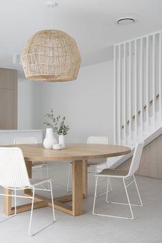 Dining Room Inspiration, Design Inspiration, Dining Room Design, Room Decor, House Design, Interior Design, Coastal Interior, Nordic Natural Interior, Decoration