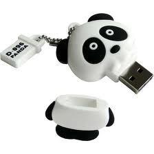 Panda Skull USB Drive from Solid Alliance