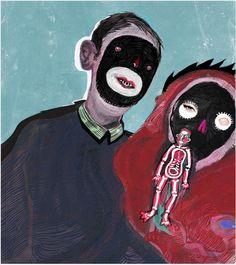illustration by Dagna Majewska