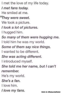 This broke my heart // its true though- SOMETIMES THEY DO REMEMBER SOME NAMES THOUGH omg I totally started crying because of this