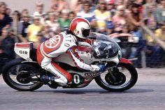 Johnny Cecotto Yamaha 350 (1974)