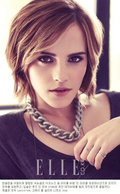 Trendy Short Hairstyles Celebrity Haircuts Emma Watson Love this hair! Wonder how if it would work with my hair? Celebrity Short Hair, Celebrity Haircuts, Cool Short Hairstyles, Bob Hairstyles, Bob Haircuts, Layered Hairstyles, Fringe Hairstyles, Medium Hairstyles, Latest Hairstyles