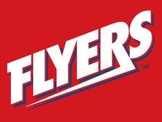 Dayton Flyers Wordmark Logo
