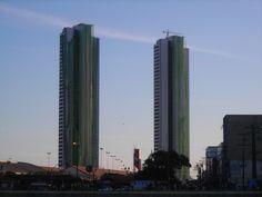"* Recife, Pernambuco. Brasil * ""Torres Gêmeas""."