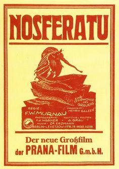 Nosferatu, eine Symphonie des Grauens (Nosferatu il vampiro, 1921) Friedrich W. Murnau   Garden of Silence