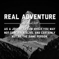 Yvon Chouinard #adventure