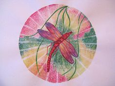 Mandala : Dragonfly Dreams