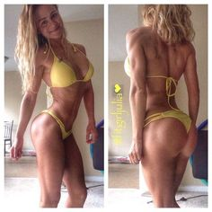 Julia Pudovikova / HD BODY - Lifestyle