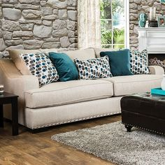 Product name: ARKLOW SM1242-SF Sofa. Call Anna to find out more: 917-776-5743 Or simply visit us in Brooklyn: 140 58th Street BK, 11220 New York