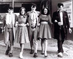 Teddy Boys and Girls
