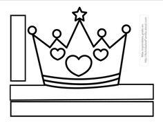 Corona #Imprimible #Printable