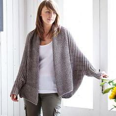 Chloe cardigan Knitting pattern by Jo Storie | Knitting Patterns | LoveKnitting